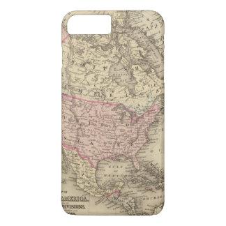 North America 19 iPhone 7 Plus Case