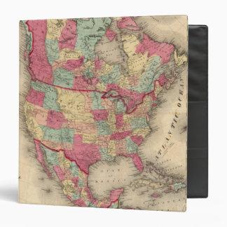 North America 19 Vinyl Binders