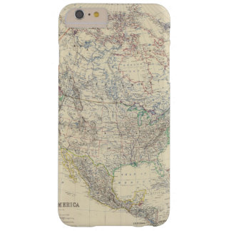 North America 20 Barely There iPhone 6 Plus Case
