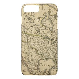 North America 7 iPhone 7 Plus Case