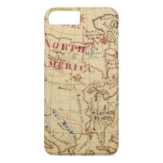 North America 8 iPhone 7 Plus Case