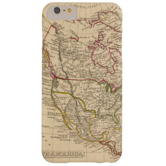 North America 9 Barely There iPhone 6 Plus Case