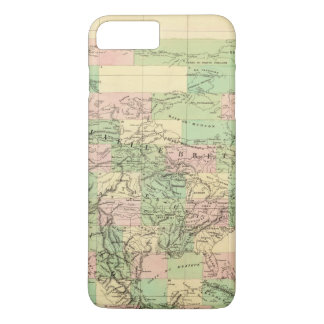 North America Assembly Map iPhone 7 Plus Case