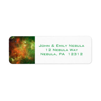 North America Avery Return Address Labels