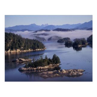 North America, Canada, British Columbia, Johnson Postcard