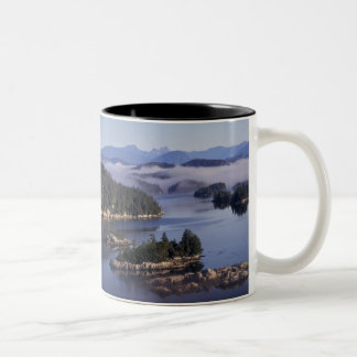 North America, Canada, British Columbia, Johnson Two-Tone Coffee Mug