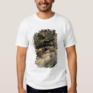 North America, Canada, Canadian Rockies, Banff T-shirts
