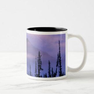 North America, Canada, Northwest Territories, Two-Tone Coffee Mug