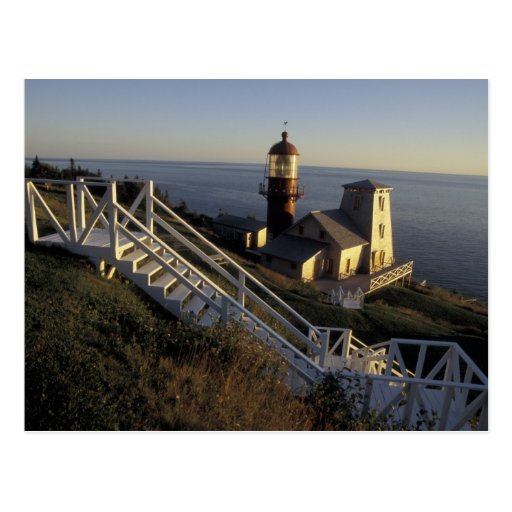 North America, Canada, Quebec, Gaspe Peninsula 2 Postcards