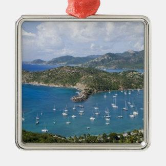 North America, Caribbean, Antigua. English Metal Ornament