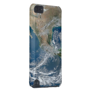 North America from Space iPod Touch (5th Generation) Cases