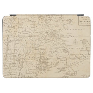 North America Map 1775 - War Survey iPad Air Cover