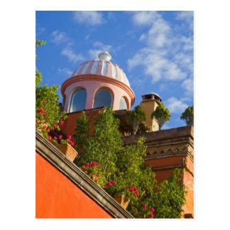 North America, Mexico, Guanajuato state, San 4 Postcard
