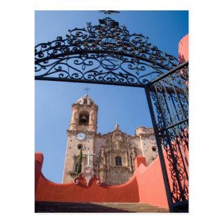 North America, Mexico, Guanajuato State. The Postcard