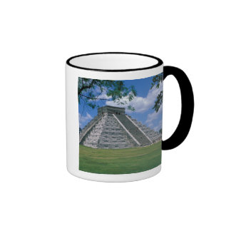 North America, Mexico, Yucatan Peninsula, 2 Ringer Coffee Mug