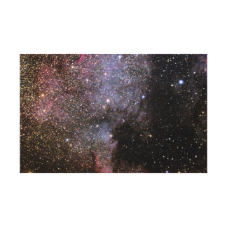 North America Nebula Canvas Print