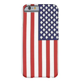 North America Unite! Barely There iPhone 6 Case