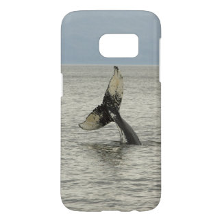 North America, USA, AK, Inside Passage. Humpback Samsung Galaxy S7 Case