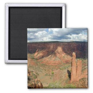 North America, USA, Arizona, Navajo Indian 6 Square Magnet