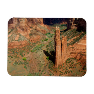 North America, USA, Arizona, Navajo Indian 7 Rectangular Photo Magnet