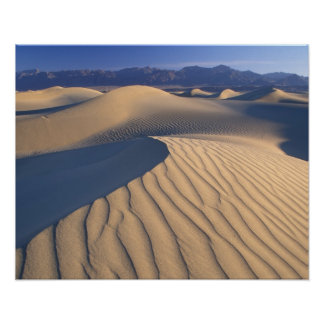 North America, USA, Califorinia, Death Valley 3 Poster