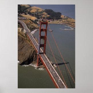 North America, USA, California, San Francisco, Poster