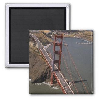 North America, USA, California, San Francisco, Square Magnet
