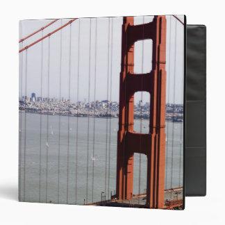 North America, USA, California, San Francisco. Vinyl Binders