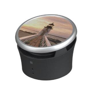 North America, USA, Massachusetts, Nantucket 4 Bluetooth Speaker