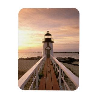North America, USA, Massachusetts, Nantucket 4 Magnet