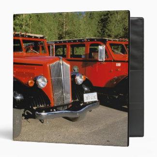 North America, USA, Montana. Classic 1934 Ford Vinyl Binder