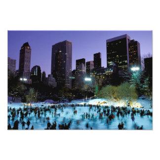 North America, USA, New York, New York City. 5 Photo Print