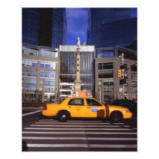 North America, USA, New York, New York City Photo Print