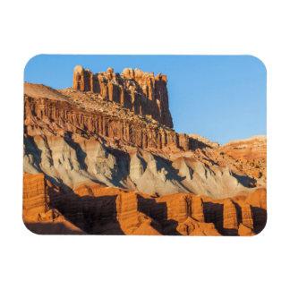 North America, USA, Utah, Torrey, Capitol Reef 3 Magnet