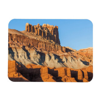 North America, USA, Utah, Torrey, Capitol Reef 3 Rectangular Photo Magnet