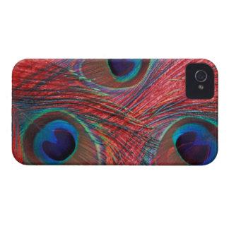 North America, USA, WA, Redmond, Peacock iPhone 4 Case