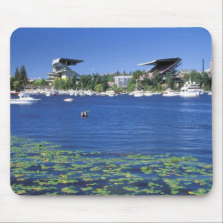 North America, USA, Washington State, Seattle, Mouse Pad