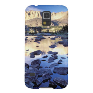 North America, USA, Wyoming, Yellowstone 3 Cases For Galaxy S5