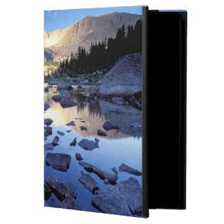North America, USA, Wyoming, Yellowstone 3 iPad Air Cover