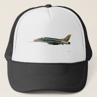 North American F-100 Super Sabre 41851 Trucker Hat