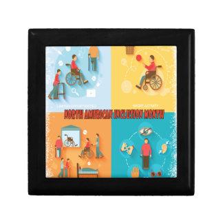 North American Inclusion Month - Appreciation Day Gift Box