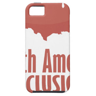 North American Inclusion Month - Appreciation Day iPhone 5 Covers