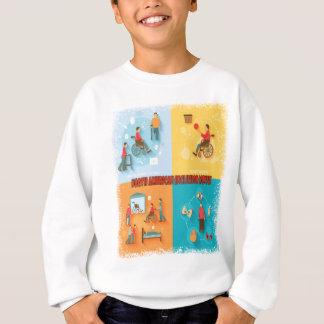 North American Inclusion Month - Appreciation Day Sweatshirt