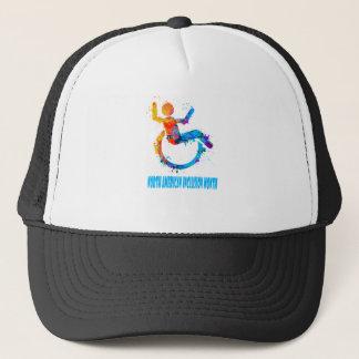 North American Inclusion Month - Appreciation Day Trucker Hat