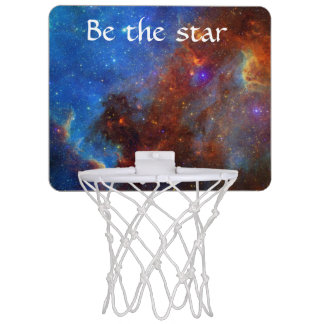 North American Nebula continent NASA Mini Basketball Hoop