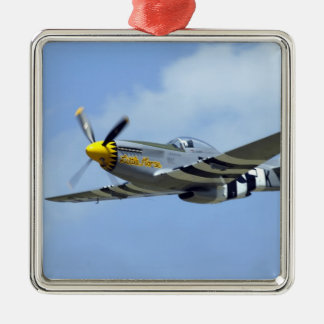 North American P-51D Mustang, Little Horse Metal Ornament