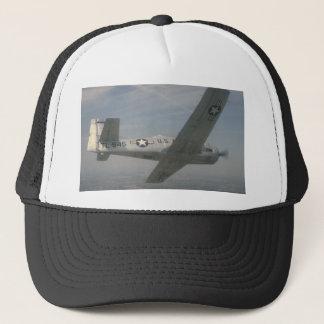 North American T-28 Trojan Trucker Hat