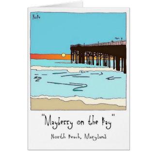 North Beach, Maryland Card