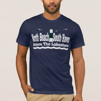 North Beach - South Haven T-Shirt