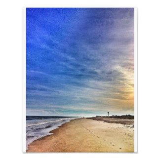 North Beach, Tybee Art Photo